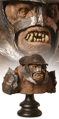 GROND TROLL MAQUETTE
