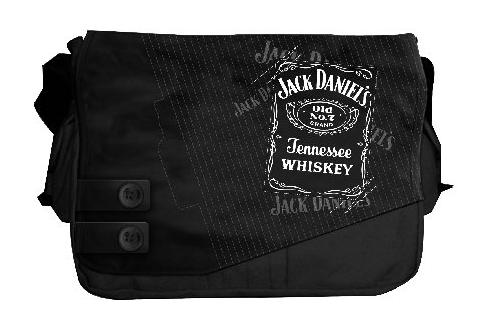 JACK DANIEL'S MESSENGER BAG
