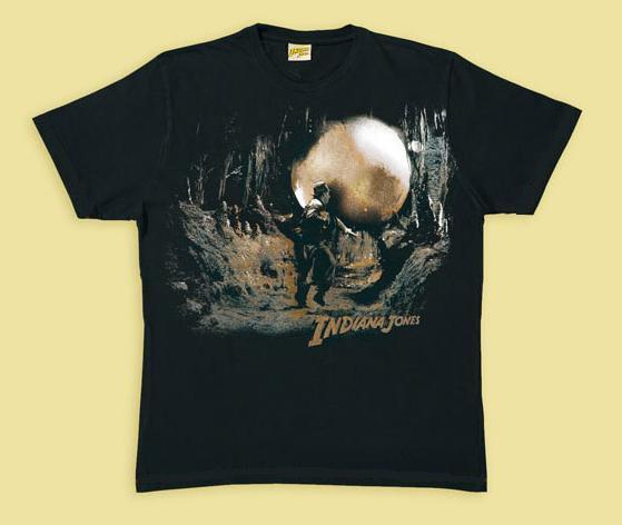 INDIANA JONES STONE SHIRT