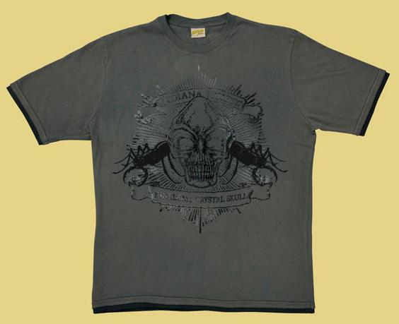 INDIANA JONES TATOO SHIRT