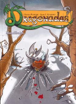 DRAGONADAS - MANDIBULAS