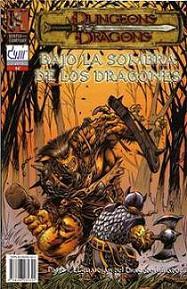 BAJO LA SOMBRA DE LOS DRAGONES Num. 3 - EL GUARDIAN DEL DRAGODOMINADOR