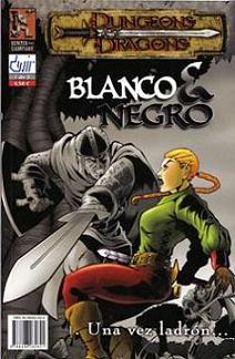 BLANCO Y NEGRO - UNA VEZ LADRON
