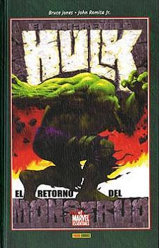 HULK - EL RETORNO DEL MONSTRUO