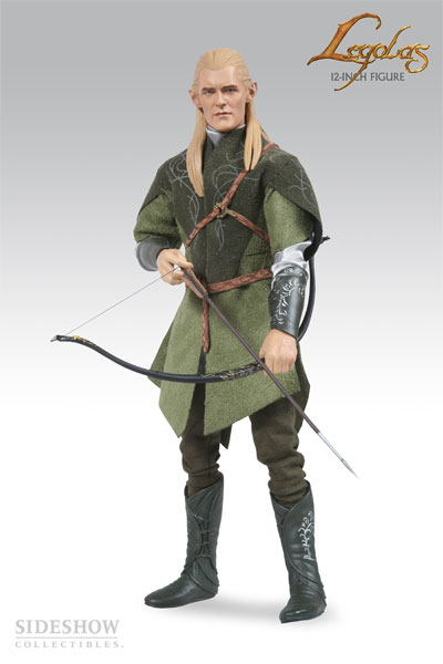LEGOLAS GREENLEAF 12 INCH FIGURE