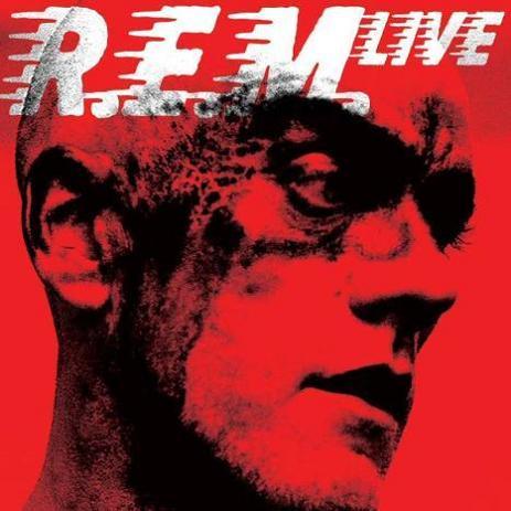 R.E.M. LIVE (VINYL)