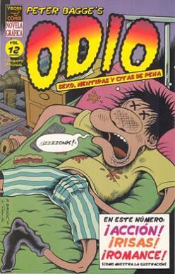 ODIO N 12 - SEXO, MENTIRAS Y CITAS DE PENA