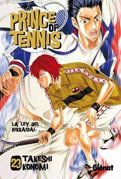 PRINCE OF TENNIS N 23