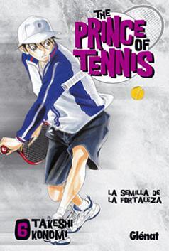 PRINCE OF TENNIS N  6