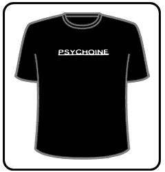 PSYCHOINE T SHIRT
