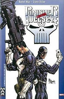 PUNISHER CONTRA BULLSEYE