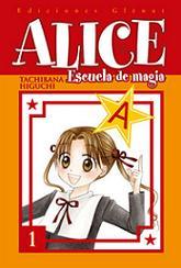 Alice Escuela de Magia