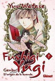 Fushigi Yugi: Genbu