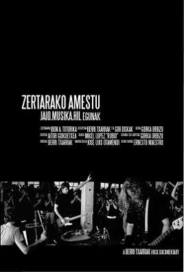 ZERTARAKO AMESTU (DVD)