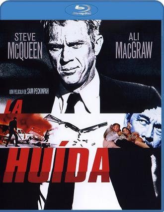 LA HUIDA (BLU-RAY)