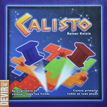 CALISTO BOARDGAME