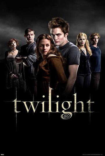 TWILIGHT - CASTING- POSTER