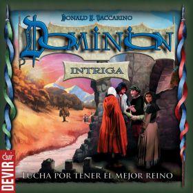 JUEGO DE MESA DOMINION -INTRIGA-