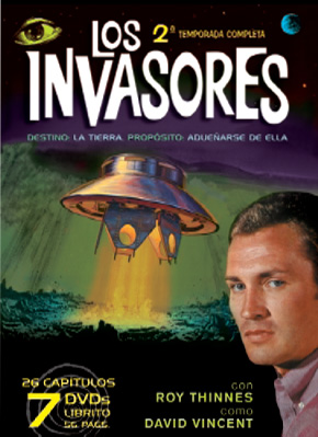 THE INVADERS (SECOND SEASON )