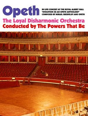 IN LIVE CONCERT AT THE ROYAL ALBERT HALL (3CD + 2DVD)
