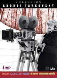 DVD ANDREI TARKOVSKY PACK 8 DVD