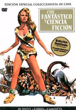 PACK CINE FANTASTICO Y CIENCIA FICCION (EDICIO LIMITADA 1000 COPIAS) (20 DVD)