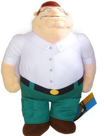 PETER PLUSH