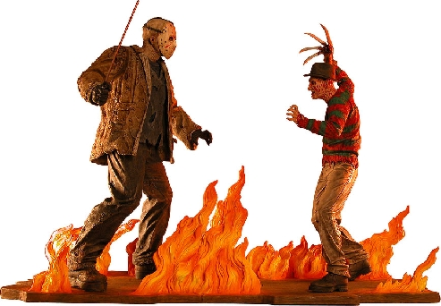 FREDDY VS. JASON (LTD. ED. 650) FIGURE DELUXE