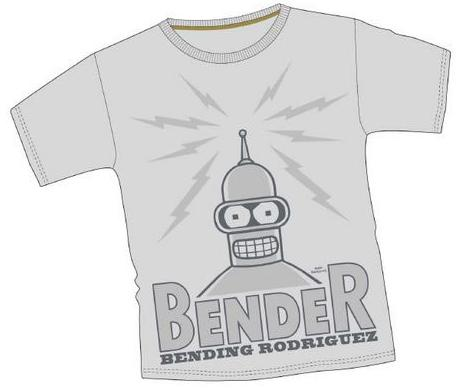 BENDING RODRIGUEZ GREY T SHIRT