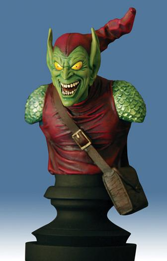 GREEN GOBLIN BUST (MARVEL ICONS BUST SERIES)
