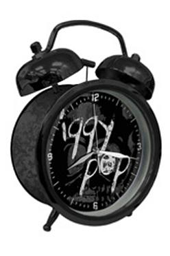 IGGY POP ALARM CLOCK