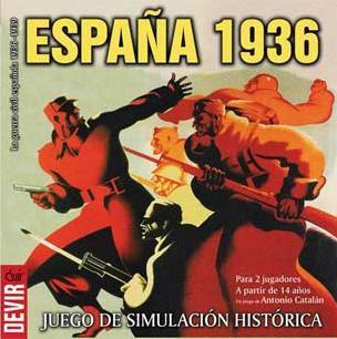JUEGO DE MESA 1936