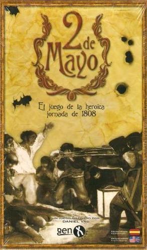 JUEGO DE MESA 2 DE MAYO