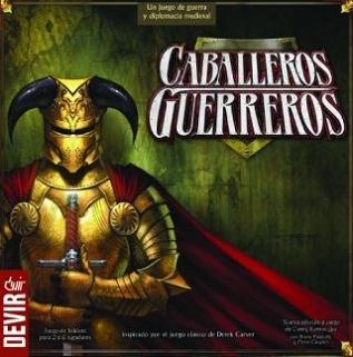 JUEGO DE MESA CABALLEROS GUERREROS
