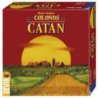 JUEGO DE MESA LOS COLONOS DE CATAN (JUEGO BASICO)