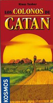 LOS COLONOS DE CATAN (EXPANSION 5 Y 6 JUGADORES)
