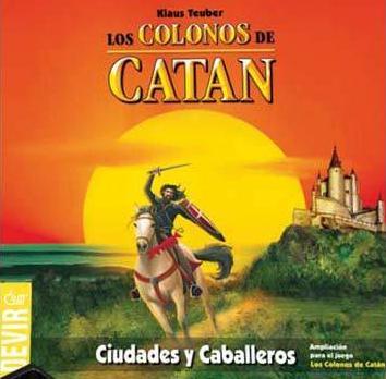 CIUDADES Y CABALLEROS DE CATAN
