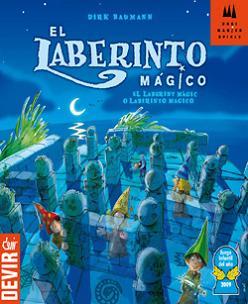 EL LABERINTO MAGICO JUEGO DE MESA