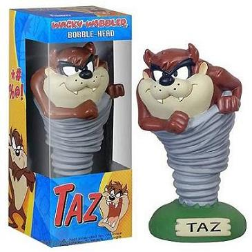 TAZ FIGURE (BOBBLE HEAD)