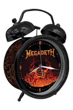 MEGADETH ALARM CLOCK