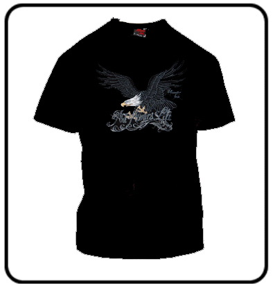 EAGLE T SHIRT (MIAMI INK)
