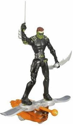 NEW GOBLIN FIGURE (WAVE 3) SPIDERMAN 3