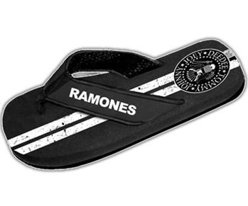 RAMONES CLASSIC LOGO FLIP-FLOPS