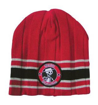 SOCIAL DISTORTION RED BEANIE