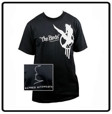 THE BIRDS T SHIRT
