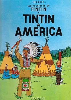 TINTIN EN AMERICA (EN CATALAN)