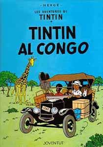 TINTIN EN EL CONGO (EN CATALAN)