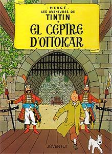 EL CETRO DE OTTOKAR (EN CATALAN )