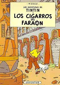 LOS CIGARROS DEL FARAON (EN CASTELLANO)