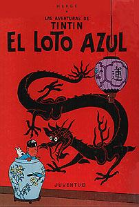 EL LOTUS AZUL (EN CASTELLANO)